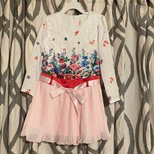 Never worn Long sleeve spring dress
